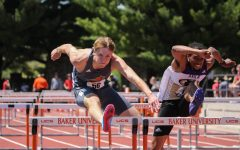 Track finishes season by hosting conference meet