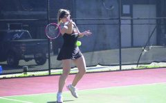 Tennis ends season at conference