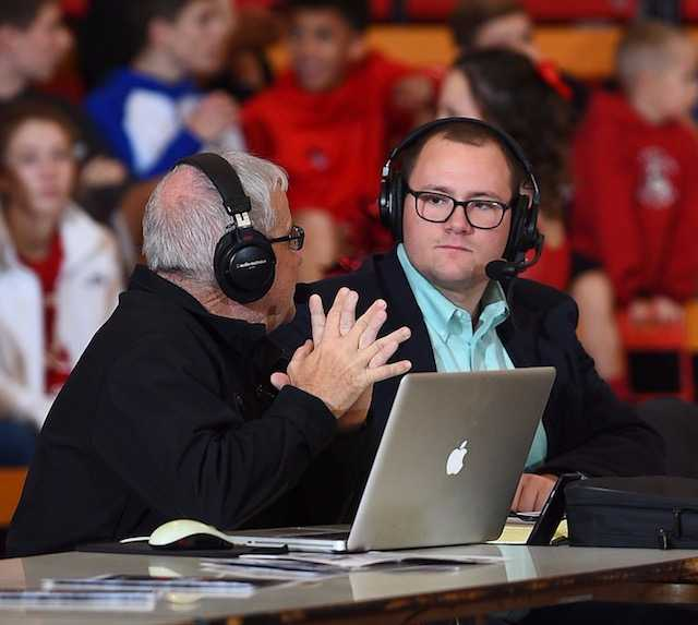Joyner: Sportscaster of the year