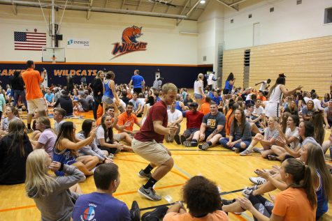 Students jump back into the school year with Playfair