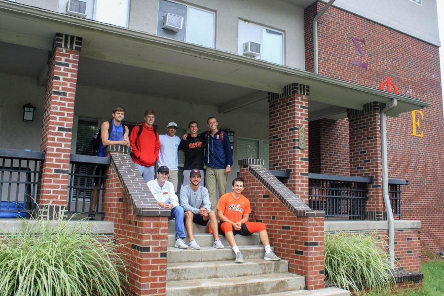 Fraternity recruitment changes set in place