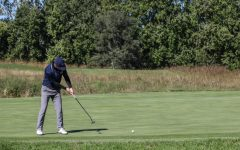 Men's golf finishes 3rd at Baker Invitational