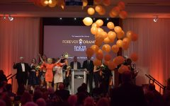 'Forever Orange' campaign continues to fundraise
