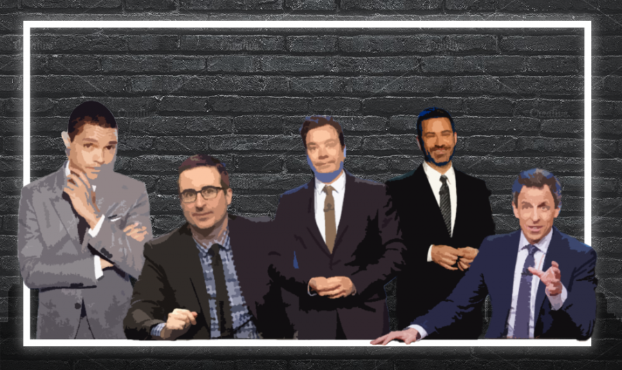 A&E Editor offers guide to late night talk shows