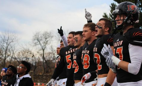 Baker Football falls to William Penn University
