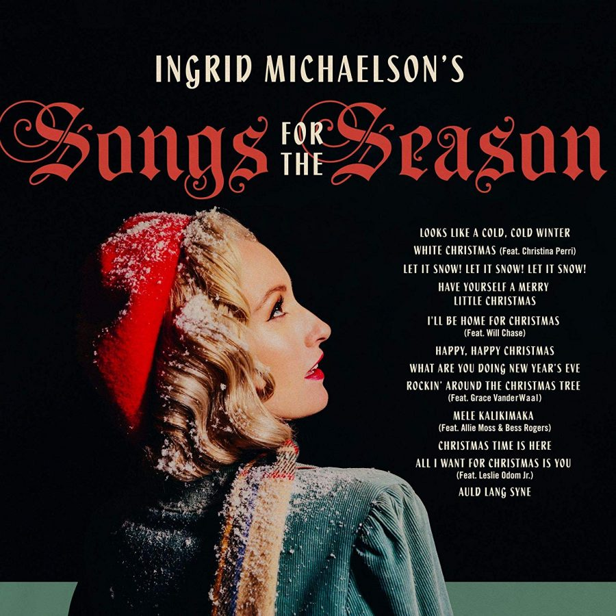 Ingrid Michaelson's Songs for the Season/ingridmichaelson.com