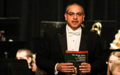 Baker symphonic band brings new life to winter concert