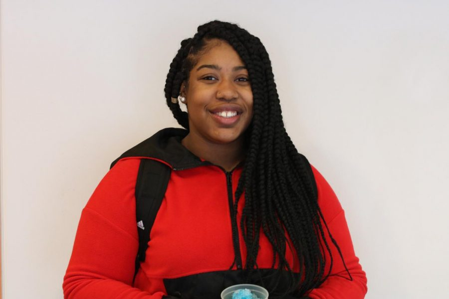 Alexis Mitchell, Freshman I do not feel overcommitted, I feel that I am able to manage my time well so that I do not get overwhelmed.