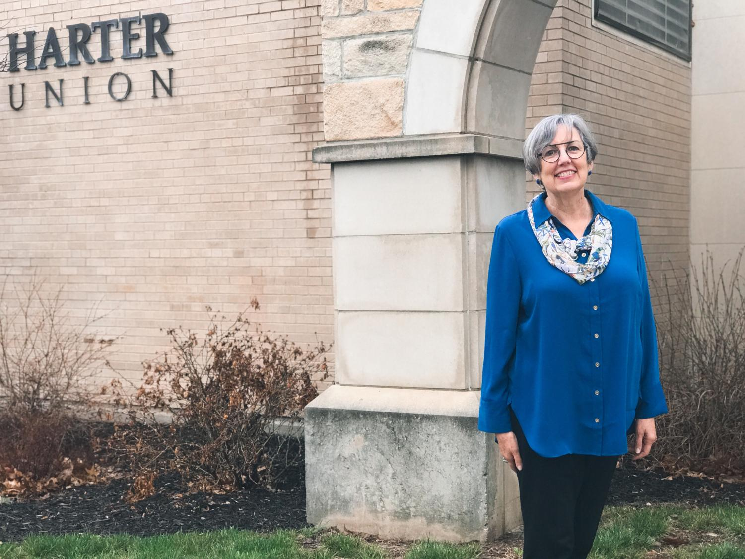 Director of Career Services Susan Wade is set to retire from Baker's Baldwin City campus in late June. Wade will be working part-time at the SPGS campus as the Community Outreach Specialist. Wade also plans to use the extra time for some of her favorite hobbies.