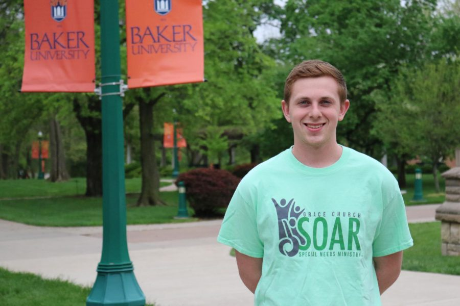 Student volunteers with special needs children through SOAR – The
