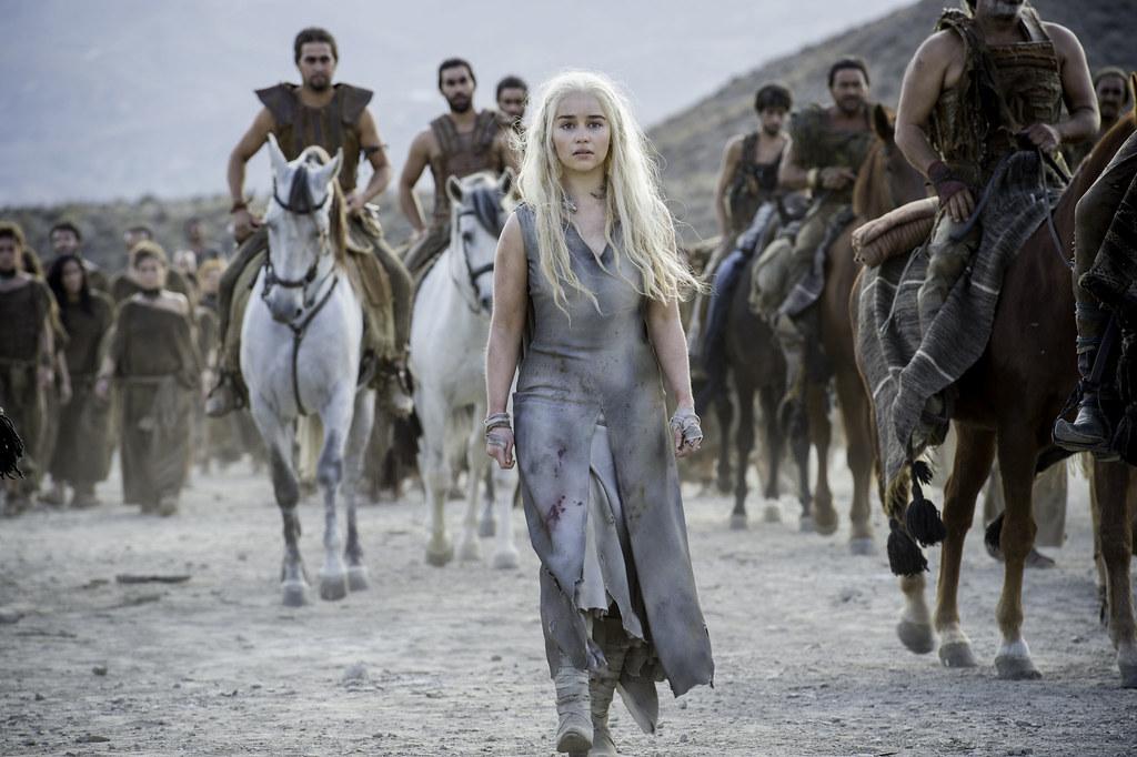 Emilia Clarke stars in
