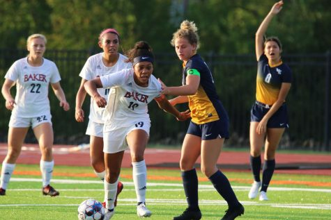 Women's Soccer 2-2 in Heart Conference Play