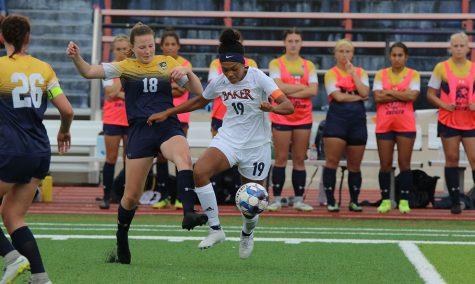 Women's soccer vs. Clarke University