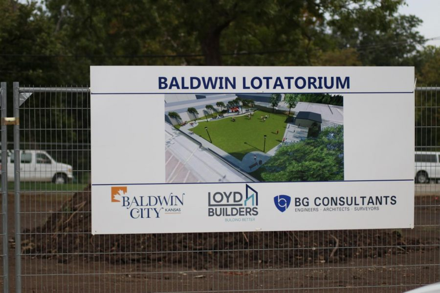Baldwin City has plans to build a Lotatorium. The lotatorium will be used to host many different Baldwin City events. There goal is to complete this before the end of 2019.