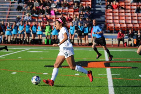 Baker University Women's soccer team is off to a hot start with two wins to start the season.