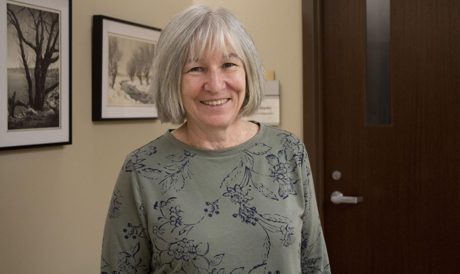 Dr. Johnson is looking forward to retirement after 32 years at Baker.