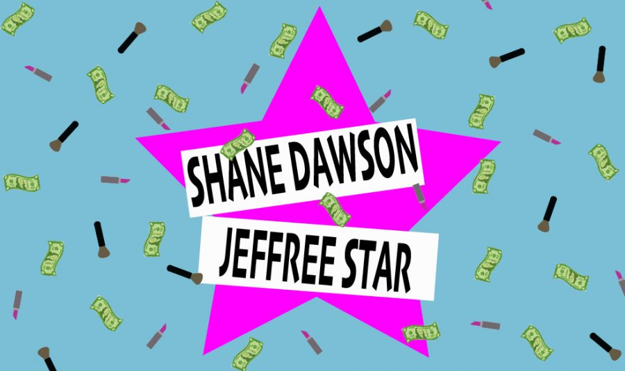 Shane Dawson and Jeffree Star change the makeup game