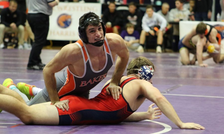 Wrestling dominates at Dan Harris Open