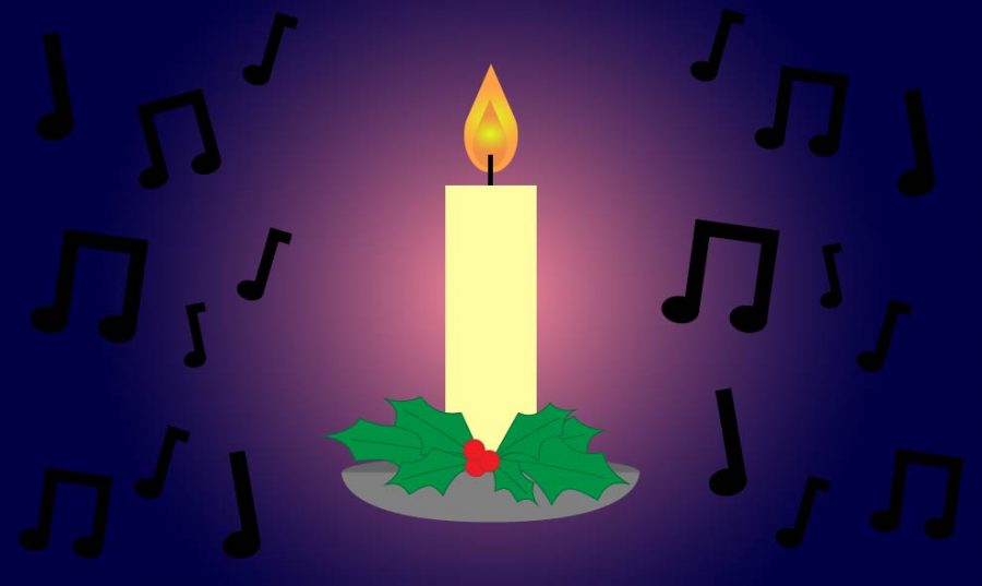 Baker%27s+89th+annual+Christmas+Candlelight+Vespers+concert