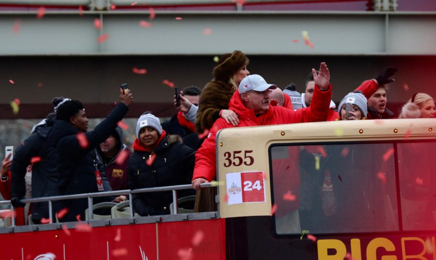 'Chiefs Kingdom' brings Lombardi Trophy home