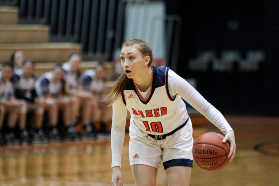 Women's Basketball tops Mount Mercy
