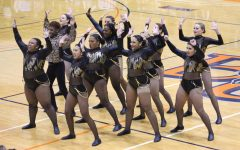 The Wildcats dance team placed first in two competitions this weekend.
