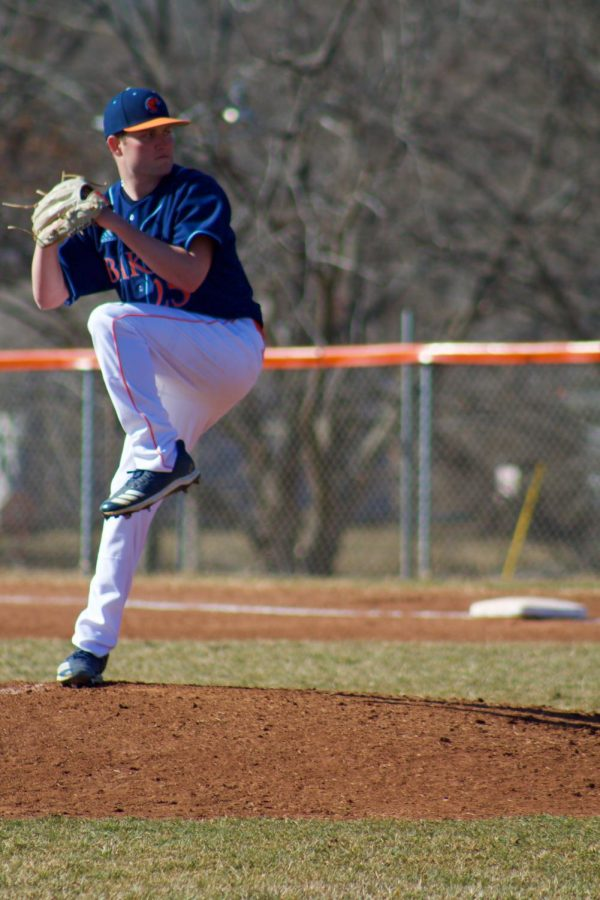 Junior Jack Castrop is a right-handed pitcher from Overland Park, Kansas. Before coming to Baker, Castrop played for Maple Woods Community College. Castrop started the outing for the Baker Wildcats on March 3 against Concordia.