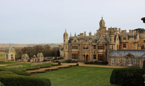 Harlaxton College is located outside of Grantham, England. On March 11, the school held a forum where they announced that students must vacate the manor by March 18.
