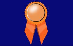 Seniors awarded highest academic honor