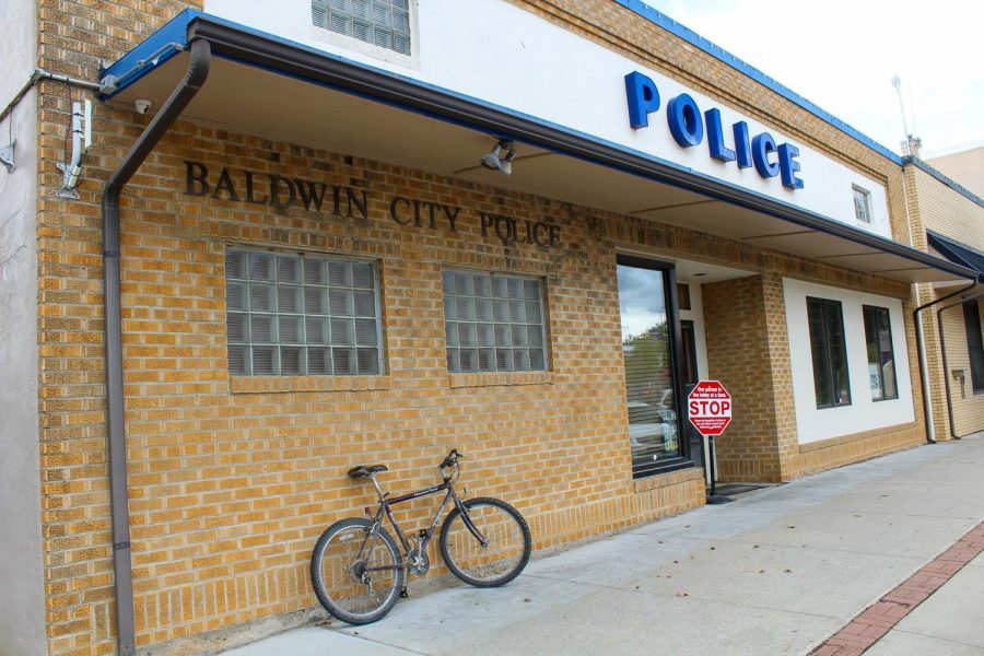 The Baldwin City Police Department continues to be a resource for Baker University students as problems arise.