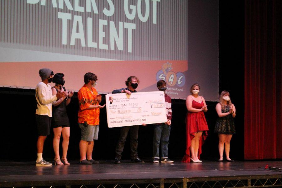 Baker's Got Talent