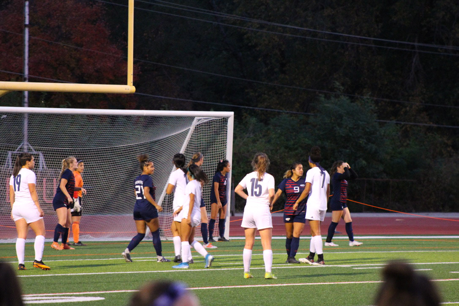 Womens soccer continues fight for top spot in conference