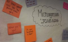 During a tabling event hosted by Mungano, TEA and BRAVE, a compilation of microaggressions was created to illustrate the varying possibilities.