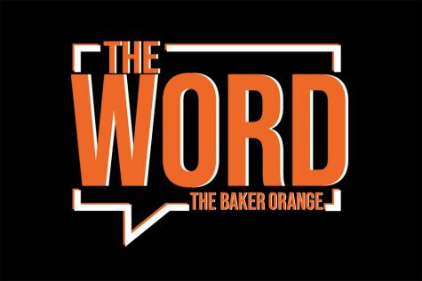 On this week's episode of The Word, we cover student senate elections, go through the Baker News Rundown, and end with the 2 Minute Drill.