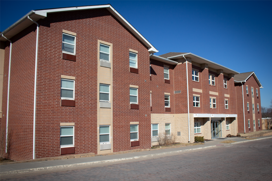 Residence halls to allow limited number of guests