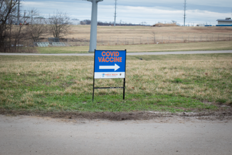 An increasing number of professors, faculty and staff at Baker University are now able to obtain their COVID-19 vaccination. Many have done so by traveling to the Douglas County Fairgrounds.