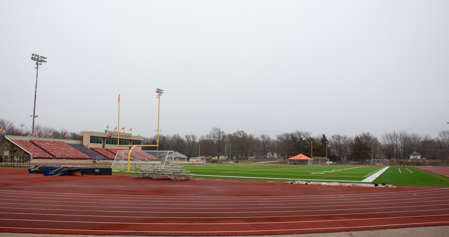 Baker University will hold two commencement ceremonies at Liston Stadium on May 22.
