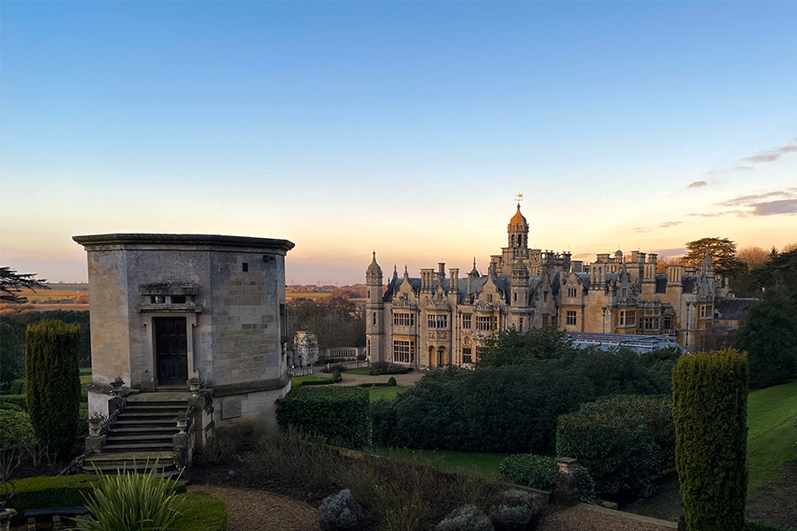 Harlaxton College study abroad programs will return beginning summer 2021. This will be the first time students have lived in the manor since an abrupt departure in spring of 2020.