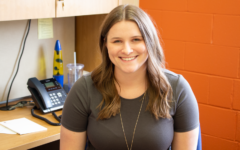 Kaitlyn Powell started as Baker University's new Assistant Director of Student Activities on May 3.