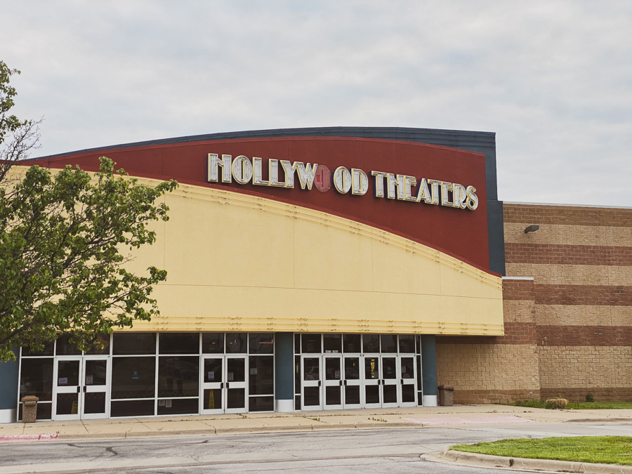 Due to COVID-19, movie theaters are facing potential shut down.