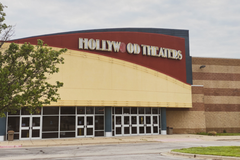 Due to COVID-19, movie theaters are facing potential shut down. The Hollywood Theaters in Lawrence, Kan. has been shut down since the beginning of the pandemic.