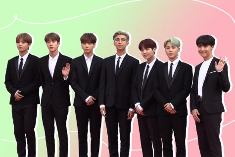 Smooth Like Butter. K-pop super group BTS is dominating the music charts in the U.S., making the group one of the most globally successful musical acts to come out of South Korea. Members include (from left to right) V, Jin, Jungkook, RM, Suga, Jimin and J-Hope.