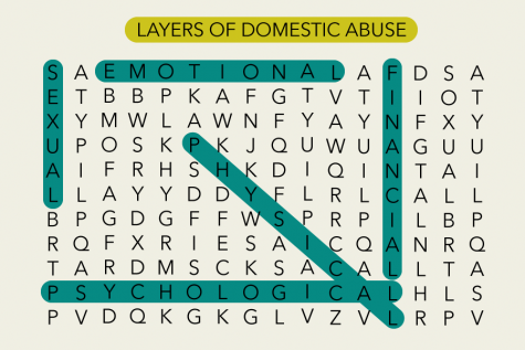 Domestic violence is more than just physical abuse. Others layers include emotional, sexual, phycological and financial.