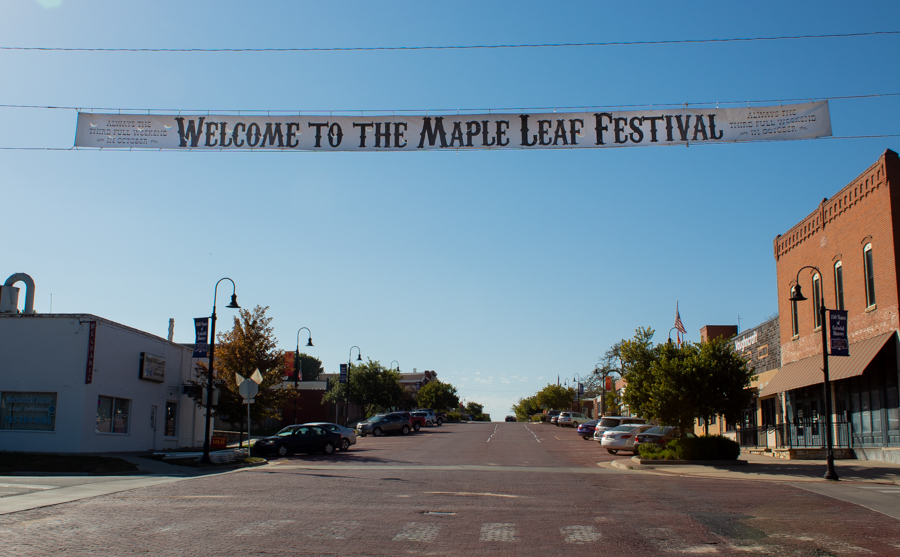 Baldwin City welcomes back the Maple Leaf Festival