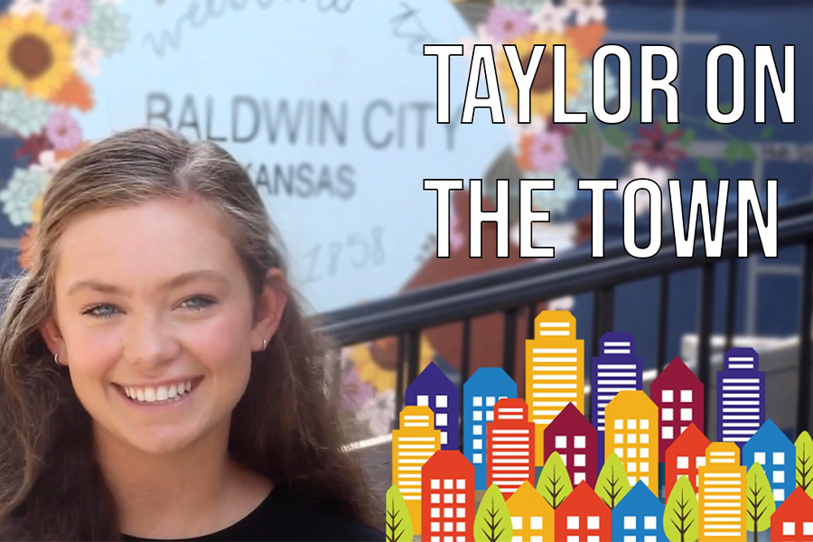 Taylor On The Town – Episode 1